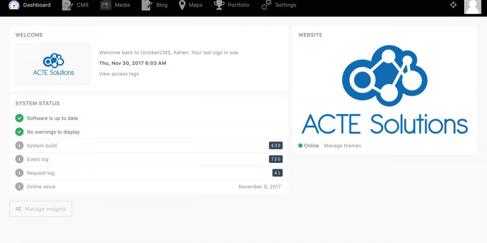 ACTE-Solutions-octobercms-